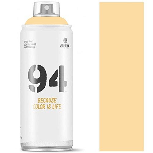 Pintura en spray MTN 94 RV-102 Naranja Dalai 400ml