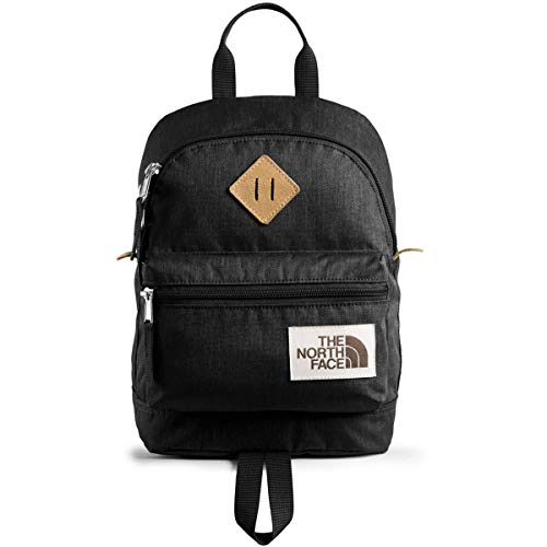 The North Face Mini Berkeley Backpack, TNF Black Heather
