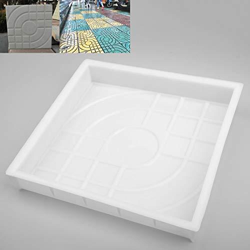 Yetaha - Molde para bloques de hormigón, ideal para pavimentar patios o jardines