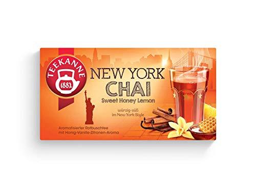 Teekanne New York Chai Bild
