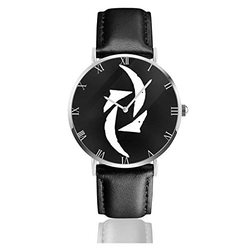 Hale-St-OR-M Teens Niños Estudiantes Relojes de Regalo Reloj de Moda Ultrafino