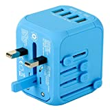 Best Charger In The Worlds - Upgraded Universal Travel Adapter, Castries All-in-one Worldwide Travel Review