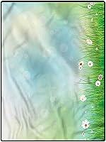 カーペット 夏 遮音 サラリとした肌触り クッションマット 约 180*250cm 花パティオ用屋外ラグ屋外エリア寝室用ラグラグリビングルーム寮ホームガールズキッズスプリングネイチャーフィールド ラグ抽象 ベランダ サラリとした肌触り 短い毛足 北欧風