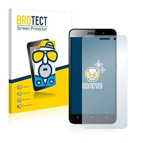 2X BROTECT Matt Bildschirmschutz Schutzfolie für Huawei Honor 4C Pro (matt - entspiegelt, Kratzfest, schmutzabweisend)