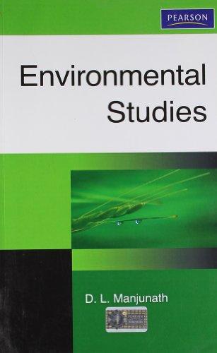Environmental Studies, 1e