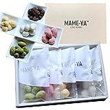 バレンタイン チョコレート スイーツ MINI MAME-YA(マミーヤ) ナッツ お菓子 チョコナッツ 5種