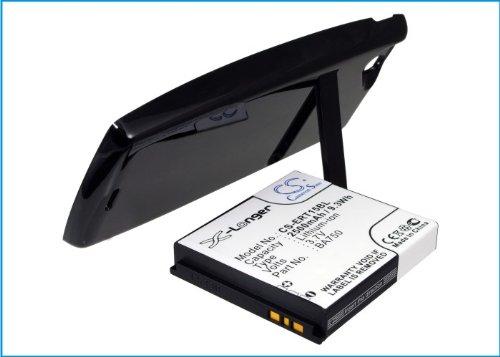 CS-ERT15BL Batería 2500mAhmAh Compatible con [Sony Ericsson] LT15a, LT15i, Xperia ARC sustituye...