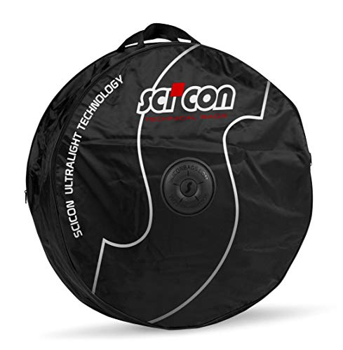 Scicon Double Wheel Bag - Borsa Per 2 Ruote, 70X70X20 Cm