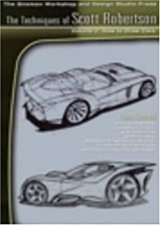 How to Draw Cars: The Techniques of Scott Robertson (No. 2)