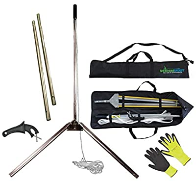 Lake & Pond Seaweed Cutting Tool | Aquatic Weed & Water Grass Cutter