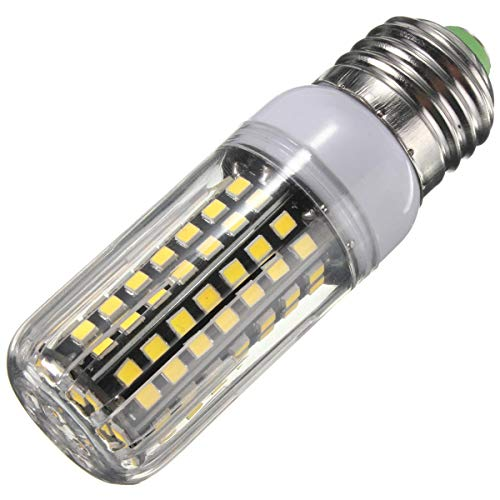 WULE-RYP E27 9W 112 SMD 2835 LED Lampadina Bianca Calda Non dimmerabile AC220 - Bianco Caldo