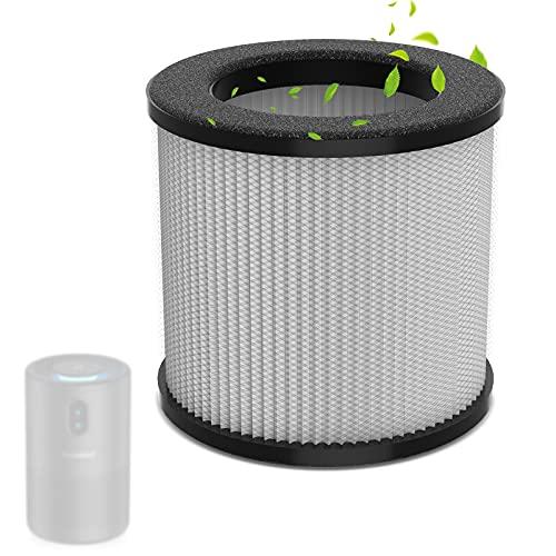 Echter Luftreiniger-Filter mit Vorfilter, HEPA H13 Filter und Aktivkohle-Baumwollverband für Luftreiniger (1 Packung)