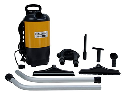 Our #2 Pick is the Koblenz BP-1400 Backpack Vacuum Cleaner