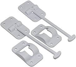 Hamilton Bowes 2 Pack: RV T-Style Door Holder Catch 6