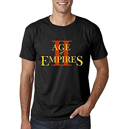 Pouy Age of Empires II Tshirt New Men's T-Shirt