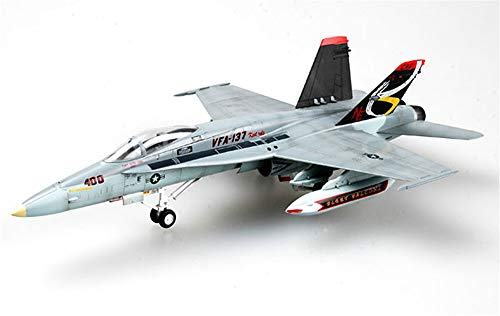 Easy Model F/A-18C US Navy VFA-137 NE-402 1/72 Aircraft Finished Plane