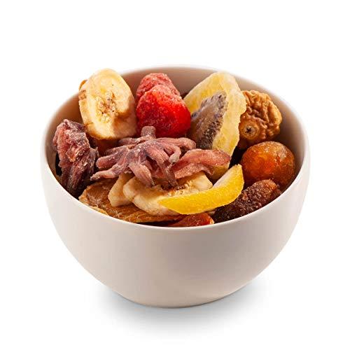 Sultans Palace Hawaii-Mix, kandierte, getrocknete Früchte Mischung, Ananas, Mango, Kiwi, Papaya und vieles mehr (1000 gr)