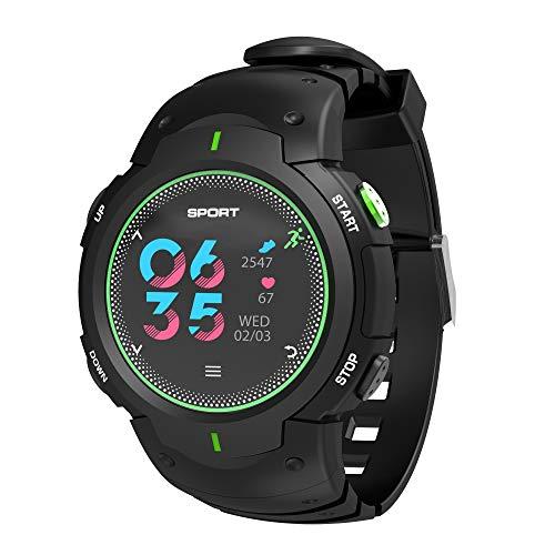 XXxx Smart Watch Waterdichte Fitness Activiteitstracker met Hartslagmeter Draagbare Zuurstofbloeddruk Polshorloge Bluetooth Geschikt voor Hardlopen/fietsen/basketbal