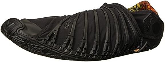 Vibram Men's Furoshiki Casual Everyday Travel Shoe (41 EU/8-8.5, Black)