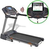 SOULONG Fitness-Laufband   12 Programme   Slim Laufband LCD Display   bis 130 kg belastbar  ...