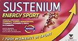 Sustenium Energy Sport Integratore Alimentare Gusto Arancia, 10 bustine