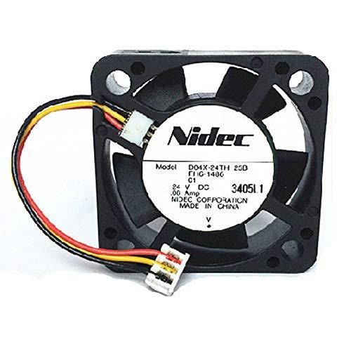D04X-24TH 25B FOR Nidec 4010 24V 0.08A 3Line Copier Cooling Fan