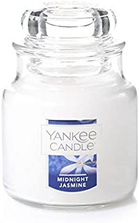 Yankee Candle 3.7 Oz Jar Candle Midnight Jasmine