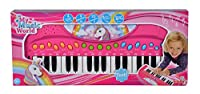 Simba 106832445 Einhorn Keyboard