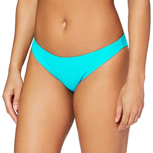 Amazon-Marke: Iris & Lilly Damen Bikinihöschen, Türkis (Martinica 6024), M, Label: M