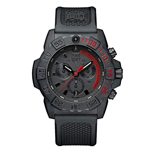 Luminox XS.3581.EY Navy Seal Chronograph 45mm 20ATM