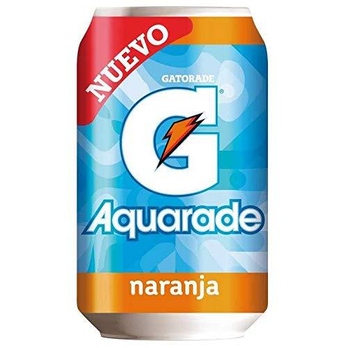 Refresco Naranja Aquarade 330 Ml