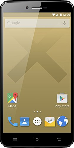 Primux PTDE6-60IQ6735B - Smartphone de 6' (Quad Core, RAM de 1 GB, Memoria Interna de 8 GB, cámara de 13 MP, Android 6.0) Color Negro