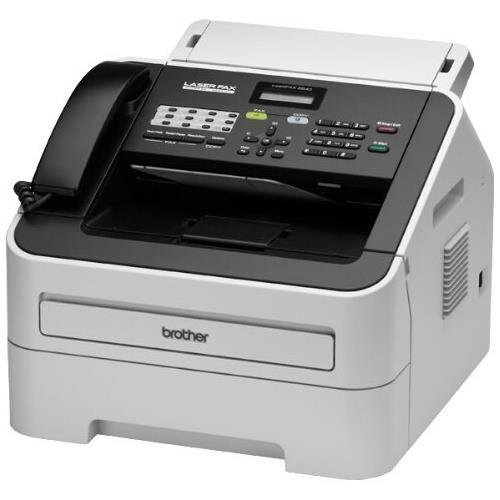 Brother FAX-2840 Mono Laser - Br...