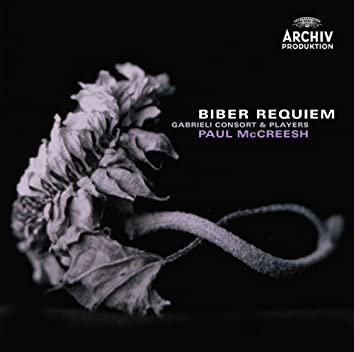 Biber: Requiem; Mass