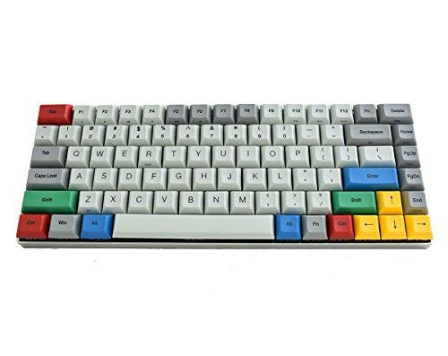 Vortexgear Race 3 - Mechanical Gaming Keyboard - Grey - PBT DSA Profile Dye Sub - Grey CNC Aluminium Casing (Cherry Mx-Brown)