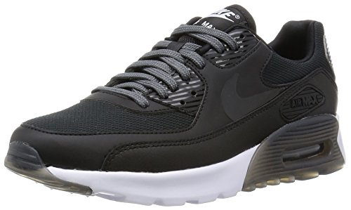Nike Damen W Air Max 90 Ultra Essential Gymnastik, Nero (Black/Black-Dark Grey-Pr Pltnm), 38 EU