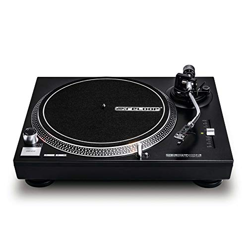 Reloop RP-2000 MK2 Professional Direct Drive USB Turntable System