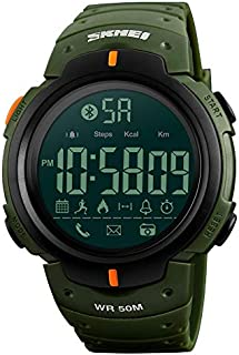 Fashion Watches 1301 Multifunction Waterproof Sports Bluetooth Smart Watch, Compatible with Android & iOS System