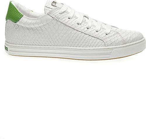 Dsquared Herren Schuhe Sneaker Tennis Club W17SN103 446, Farbe: Gruen, Größe: 42