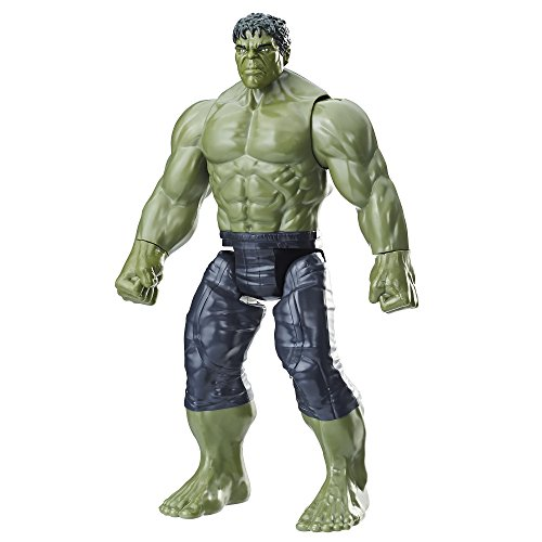 Figurine de Hulk de la Série Titan Hero - 2