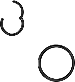 Best nose ring thin Reviews