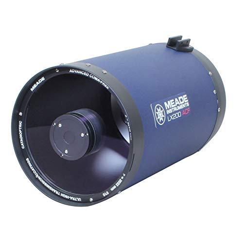 Meade LX200-ACF Katadioptrisches Teleskop mit Ultra-High-Transmission Beschichtungen (UHTC), nur OTA, 2000 mm f/10 Brennweite