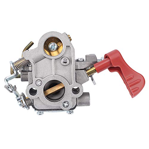 Fuel Li 545189502 545008042 Carburetor for Zama C1M-W44 Poulan Pro PP338PT PP033 PP133 PP333 Craftsman 358791170 358791140 358795920 Gas Trimmer 33cc Carb