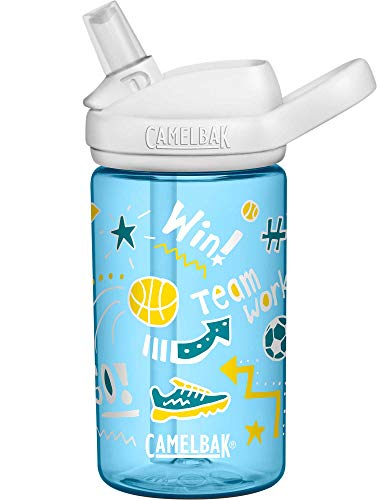 CamelBak Podium Botellas, Infantil, Granate, 0.71 Litre/24 oz