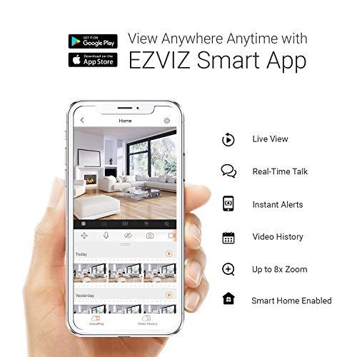 Caméra EZVIZ C1C 1080P surveillance d'intérieur 4