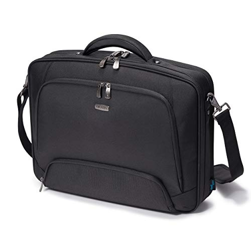 Dicota Unisex Multi Pro Notebooktasche, schwarz, 46 cm