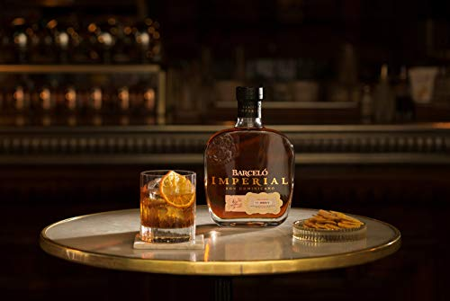 Barcelo Ron Imperial Dominicano Rum (1 x 0.7 l) in Geschenkverpackung - 5