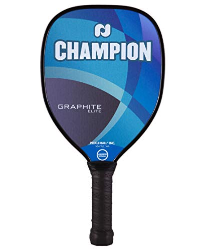 Pickleball, Inc. Champion Graphite Elite Pickleball Paddle