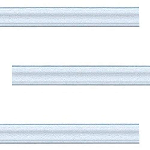 Blue Wave 24-Inch Liner Coping Strips - 10-Pack Assorted colors
