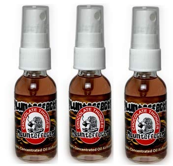 Blunteffects Blunt Effects 100% Concentrated Air Freshener Car/Home Oder Neutralizing Spray (3 Pack) [Pick Your Scent] (Chocolate Thunder)